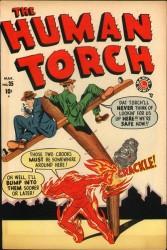 Human Torch #35