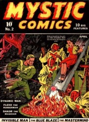 Mystic Comics #2