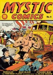 Mystic Comics #4