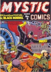 Mystic Comics #5
