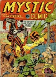 Mystic Comics #6