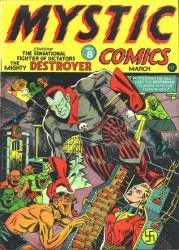 Mystic Comics #8