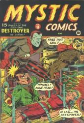 Mystic Comics #9