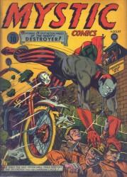 Mystic Comics #10