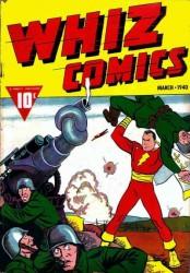 Whiz Comics #3