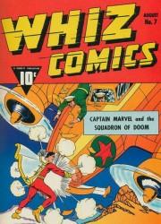 Whiz Comics #7