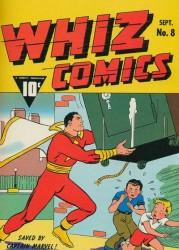 Whiz Comics #8
