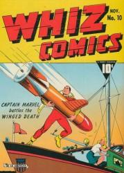 Whiz Comics #10