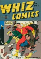 Whiz Comics #11