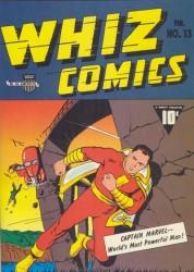 Whiz Comics #13