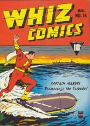 Whiz Comics #14