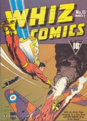 Whiz Comics #15