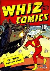 Whiz Comics #17