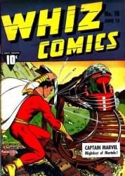Whiz Comics #18