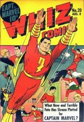 Whiz Comics #20