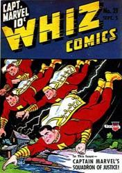 Whiz Comics #21