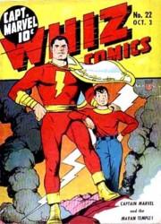 Whiz Comics #22