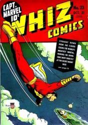 Whiz Comics #23