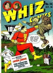 Whiz Comics #36