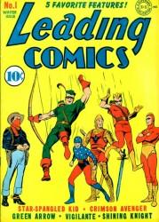 Leading Comics #1
