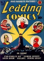 Leading Comics #3