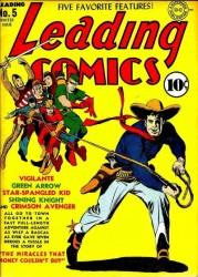 Leading Comics #5