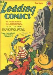 Leading Comics #6