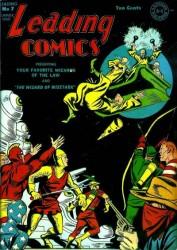 Leading Comics #7