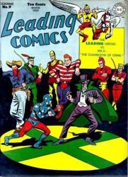 Leading Comics #9
