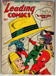 Leading Comics #11