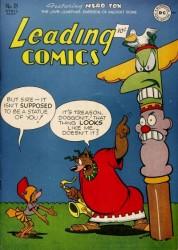 Leading Comics #18