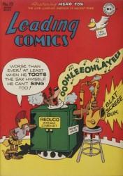 Leading Comics #19