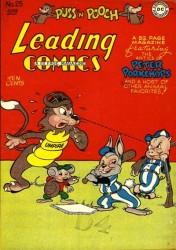 Leading Comics #25