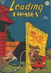Leading Comics #33