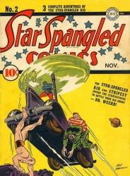 Star Spangled Comics #2