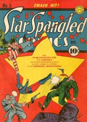 Star Spangled Comics #3