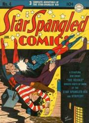 Star Spangled Comics #4