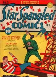 Star Spangled Comics #5