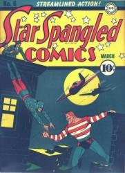 Star Spangled Comics #6