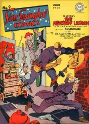 Star Spangled Comics #9