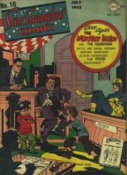 Star Spangled Comics #10