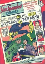 Star Spangled Comics #13