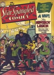 Star Spangled Comics #17