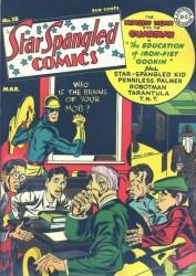 Star Spangled Comics #18