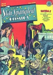 Star Spangled Comics #19