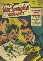 Star Spangled Comics #22