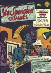Star Spangled Comics #23
