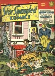 Star Spangled Comics #24