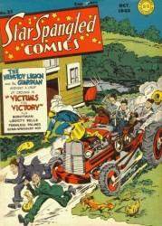 Star Spangled Comics #25