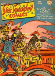 Star Spangled Comics #27